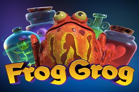 Игровой автомат Frog Grog